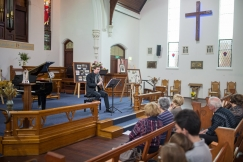 Captivating Classics Concert May 2016 - Matthew Kidd - Clarinet