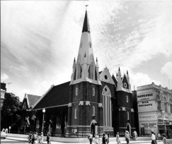 Wesley church c.1970