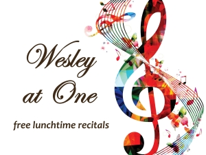 Wesley Recital  2 October