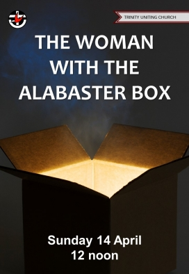 The Woman with the Alabaster Box