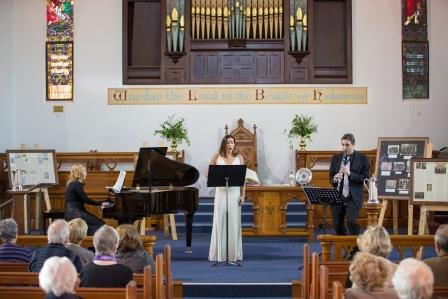 Captivating Classics Concert - May 2016